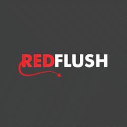 RedFlush Logo