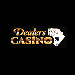DealersCasino logo 250x250